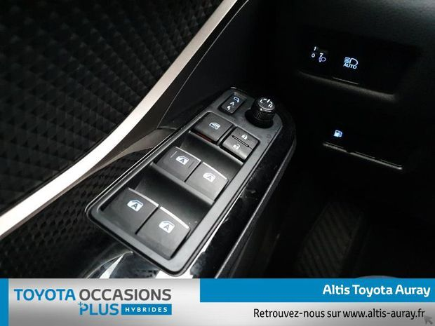Photo miniature de la Toyota C-HR 122h Edition 2WD E-CVT RC18 2018 d'occasion