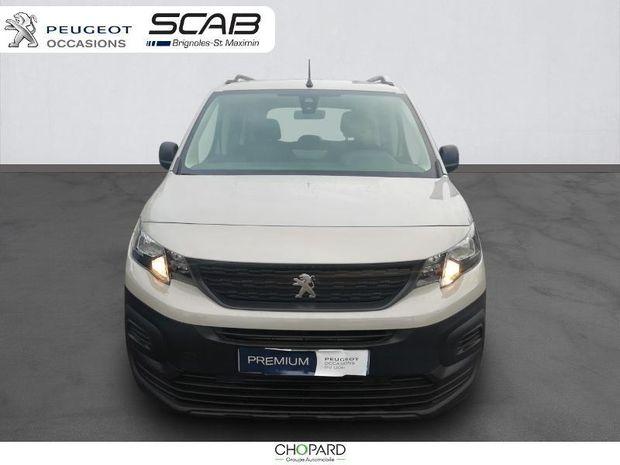 Photo miniature de la Peugeot Rifter BlueHDi 100ch Standard Active 2019 d'occasion
