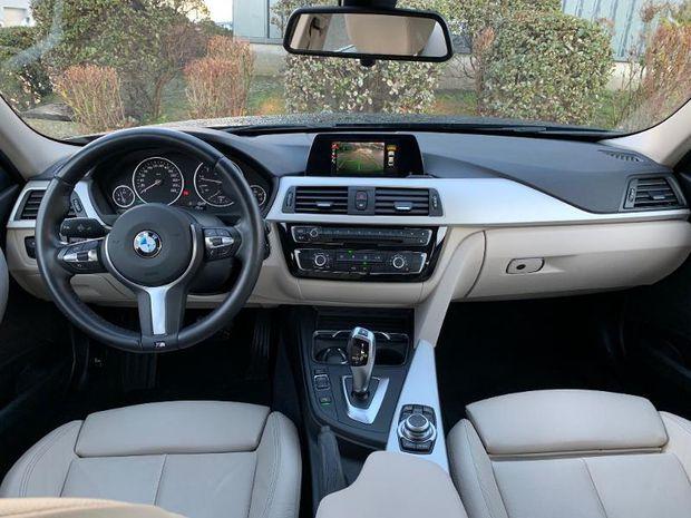 Photo miniature de la BMW Serie 3 340iA xDrive 326ch Lounge Plus 2016 d'occasion