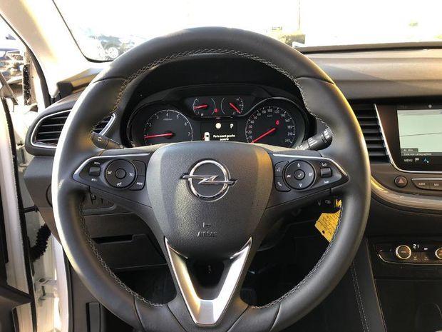 Photo miniature de la Opel Grandland X 1.5 D 130ch Design Line BVA6 2019 d'occasion