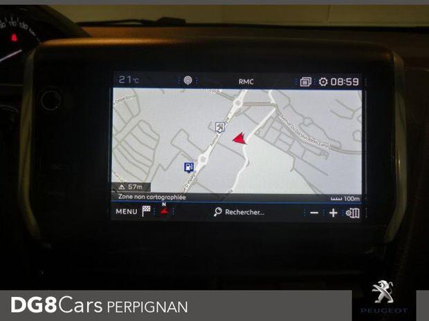 Photo miniature de la Peugeot 2008 1.2 PureTech 130ch E6.c Style S&S 2019 d'occasion