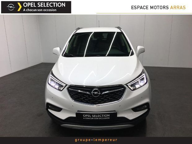 Photo miniature de la Opel Mokka X 1.6 CDTI 136ch Elite 4x2 2017 d'occasion