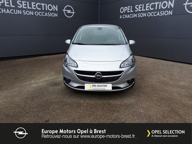 Photo miniature de la Opel Corsa 1.4 90ch Design 120 ans  5p 2019 d'occasion