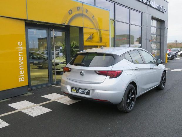 Photo miniature de la Opel Astra 1.4 Turbo 145ch Ultimate CVT 2019 d'occasion