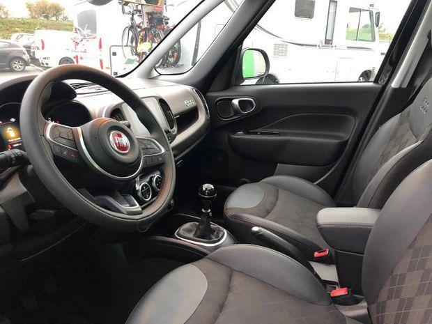 Photo miniature de la Fiat 500L 1.6 Multijet 16v 120ch S&S Lounge 2019 d'occasion