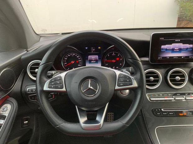 Photo miniature de la Mercedes Classe GLC GLC Coupe 250 d 204ch Sportline 4Matic 9G-Tronic 2017 d'occasion