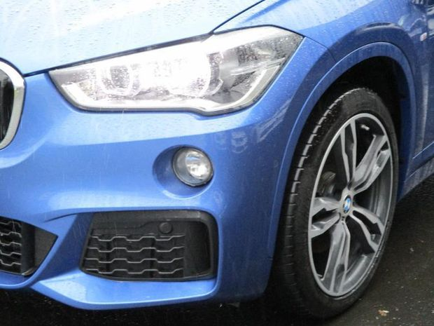 Photo miniature de la BMW X1 sDrive18dA 150ch M Sport 2017 d'occasion