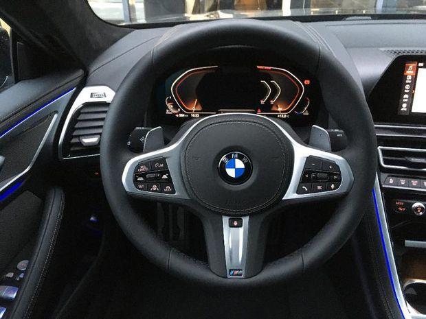Photo miniature de la BMW Serie 8 Gran Coupe 840dA 320ch xDrive M Sport Technic 2019 d'occasion