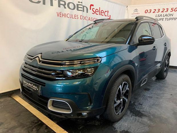 Photo miniature de la Citroën C5 Aircross PureTech 130ch S&S Shine 2019 d'occasion