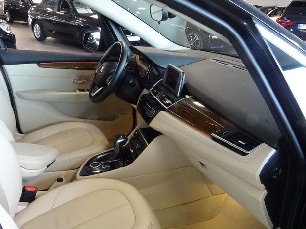Photo miniature de la BMW Serie 2 ActiveTourer 218dA 150ch Luxury 2016 d'occasion