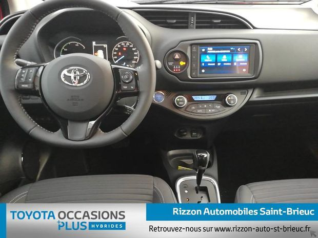 Photo miniature de la Toyota Yaris 100h Dynamic 5p RC19 2019 d'occasion