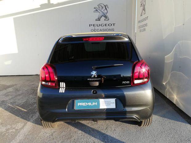 Photo miniature de la Peugeot 108 VTi 72 Top! Collection 5p 2019 d'occasion