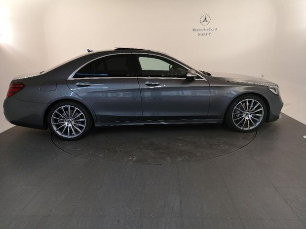 Photo miniature de la Mercedes Classe S 400 d 340ch Fascination 4Matic 9G-Tronic Euro6d-T 2019 d'occasion