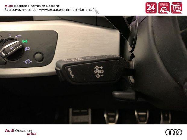 Photo miniature de la Audi A4 2.0 TDI 150ch S line 2018 d'occasion