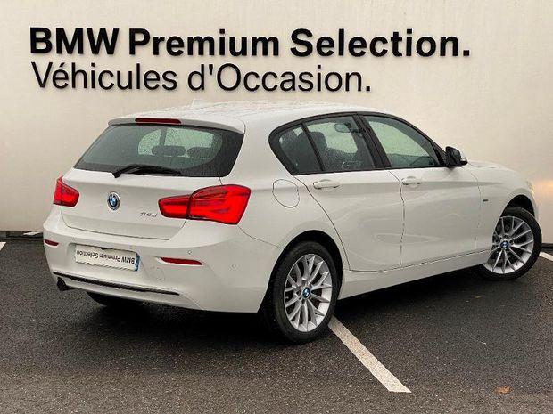 Photo miniature de la BMW Serie 1 114d 95ch Sport START Edition 5p 2016 d'occasion