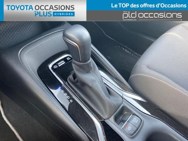Photo miniature de la Toyota Corolla 122h Design 2019 d'occasion