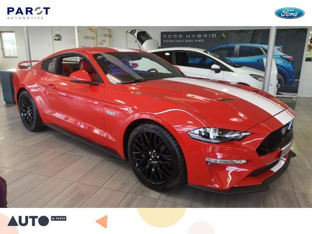 Photo miniature de la Ford Mustang Fastback 5.0 V8 450ch GT 2019 d'occasion
