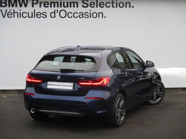 Photo miniature de la BMW Serie 1 118iA 140ch Edition Sport DKG7 2019 d'occasion