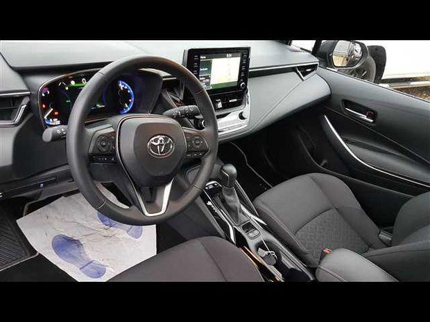 Photo miniature de la Toyota Corolla Hybride 122h Design 2019 d'occasion