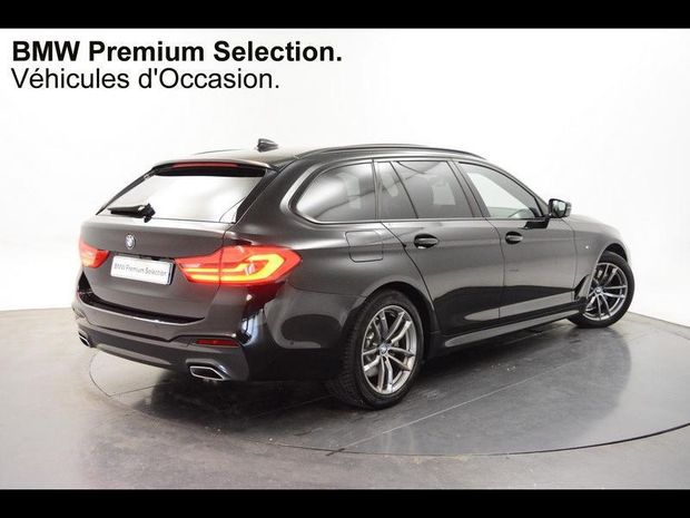 Photo miniature de la BMW Serie 5 Série 5 Touring 520dA xDrive 190ch M Sport Steptronic Euro6d-T 2019 d'occasion