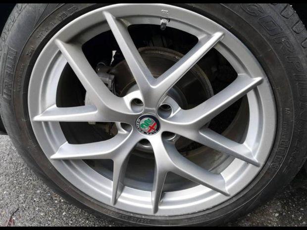 Photo miniature de la Alfa Romeo Stelvio 2.2 Diesel 180ch Lusso AT8 2017 d'occasion
