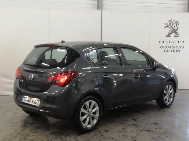 Photo miniature de la Opel Corsa 1.4 90ch Excite 5p 2018 d'occasion