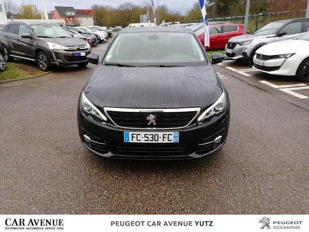 Photo miniature de la Peugeot 308 1.5 BlueHDi 100ch E6.c S&S Style 2018 d'occasion
