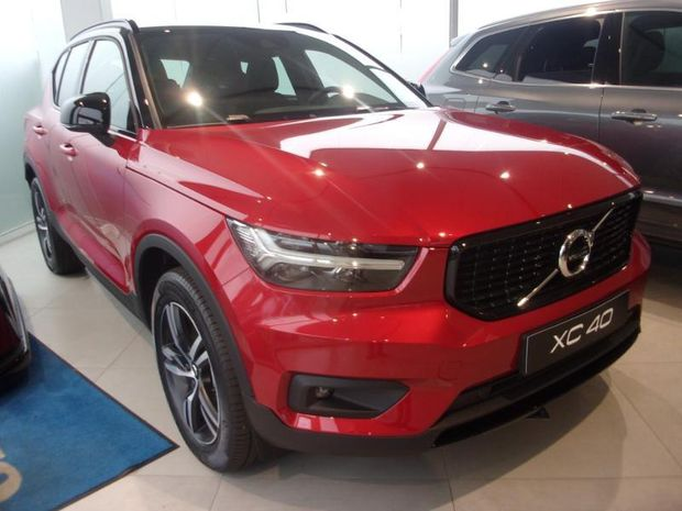 Photo miniature de la Volvo XC40 T4 AWD 190ch R-Design Geartronic 8 2019 d'occasion