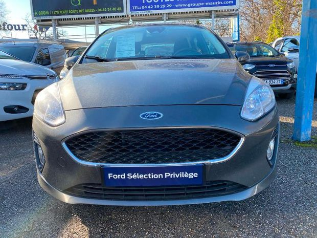 Photo miniature de la Ford Fiesta 1.1 85ch Cool & Connect 5p Euro6.2 2019 d'occasion