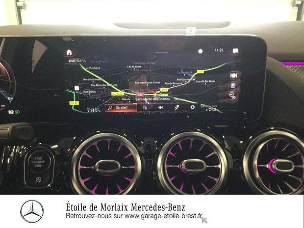 Photo miniature de la Mercedes Classe B 180 136ch AMG Line 7G-DCT 2019 d'occasion