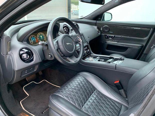 Photo miniature de la Jaguar XJ 3.0D V6 300ch Portfolio 2016 d'occasion