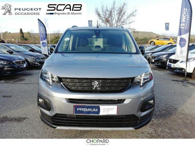 Photo miniature de la Peugeot Rifter BlueHDi 130ch S&S Standard GT Line EAT8 2019 d'occasion