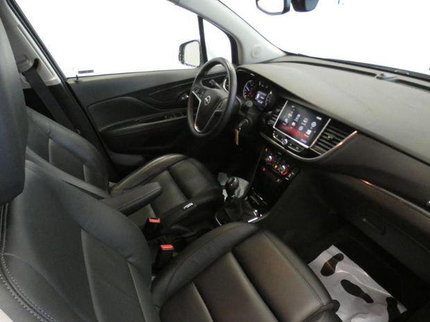 Photo miniature de la Opel Mokka X 1.6 D 136ch Elite 4x2 2018 d'occasion