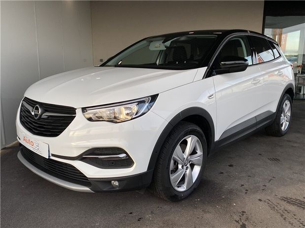 Photo miniature de la Opel Grandland X 1.2 TURBO 130 CH BVA6 2018 d'occasion
