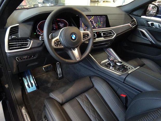 Photo miniature de la BMW X6 xDrive 40iA 340ch M Sport 2019 d'occasion