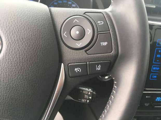 Photo miniature de la Toyota Auris Touring Sports 1.2 Turbo 116ch Design 2018 d'occasion