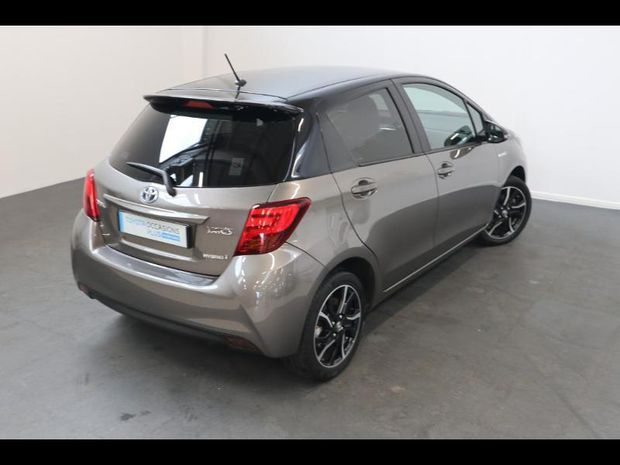 Photo miniature de la Toyota Yaris HSD 100h Collection 5p 2016 d'occasion