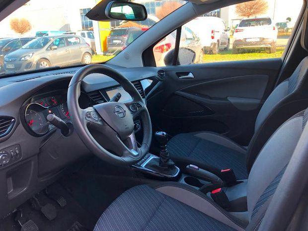 Photo miniature de la Opel Crossland X Turbo 110 Design 120 Camera GPS 2019 d'occasion