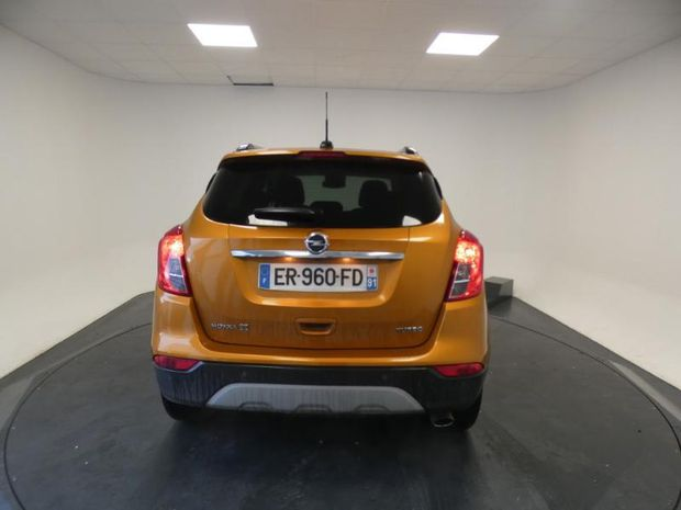 Photo miniature de la Opel Mokka X 1.4 Turbo 140ch Innovation 4x2 2017 d'occasion