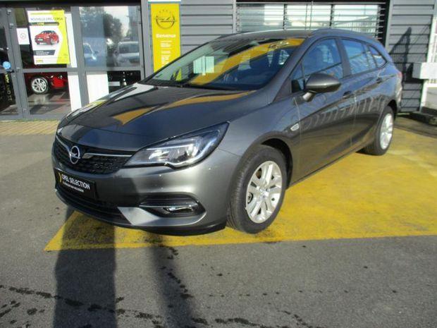 Photo miniature de la Opel Astra Sport Tourer 1.5 D 122ch BVM6 Edition Business 92g 2019 d'occasion