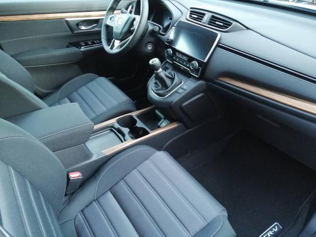 Photo miniature de la Honda CR-V 1.5 i-VTEC 193ch Executive 4WD CVT 2019 d'occasion