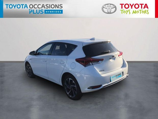 Photo miniature de la Toyota Auris HSD 136h Design RC18 2018 d'occasion