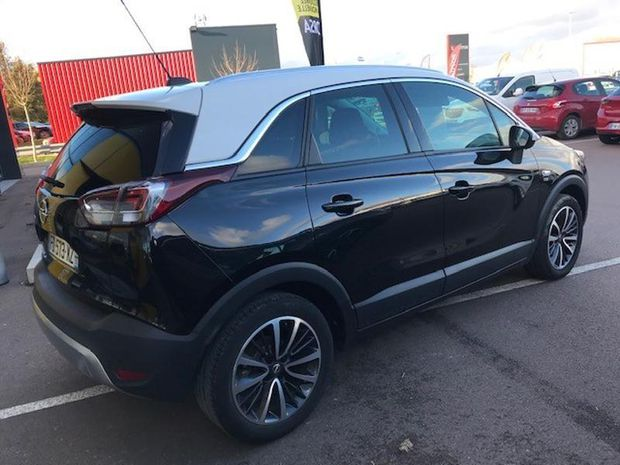 Photo miniature de la Opel Crossland X 1.2 Turbo 110ch Design Edition BVA Euro 6d-T 2019 d'occasion