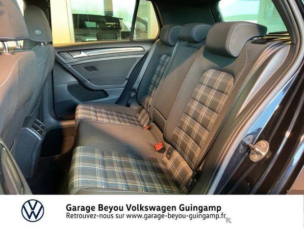 Photo miniature de la Volkswagen Golf 1.4 TSI 204ch GTE DSG6 5p 2015 d'occasion