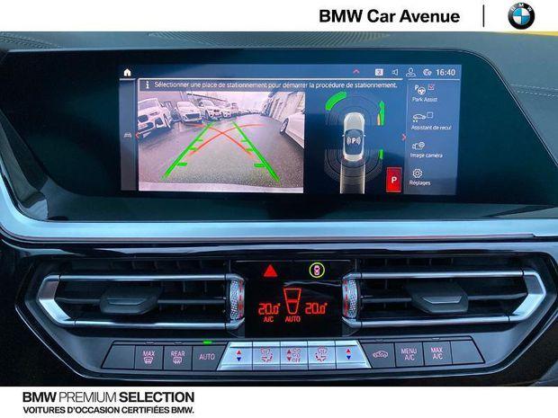 Photo miniature de la BMW Z4 Roadster M40iA 340ch M Performance 162g 2019 d'occasion