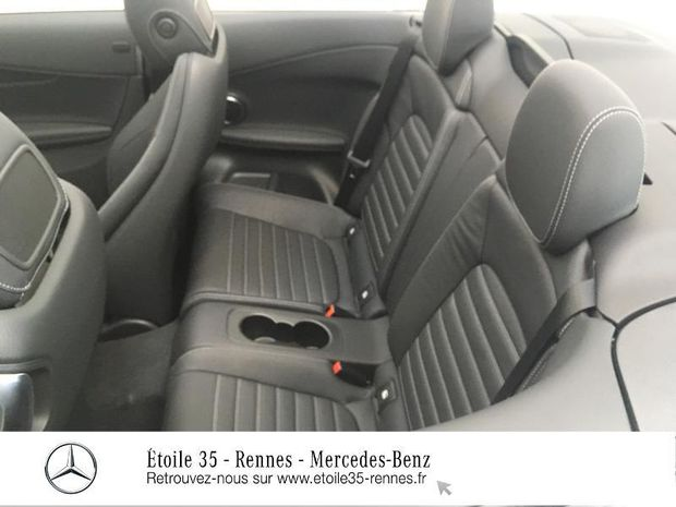 Photo miniature de la Mercedes Classe C Cabriolet 220 d 194ch AMG Line 9G-Tronic Euro6d-T 2019 d'occasion