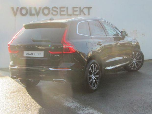 Photo miniature de la Volvo XC60 D5 AdBlue AWD 235ch Inscription Luxe Geartronic 2017 d'occasion