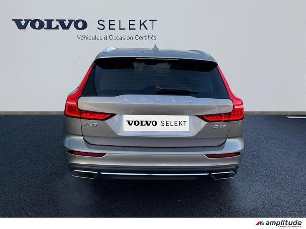 Photo miniature de la Volvo V60 D4 190ch AdBlue Inscription Geartronic 2018 d'occasion
