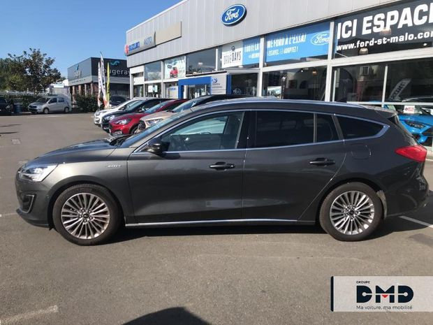 Photo miniature de la Ford Focus SW 1.0 EcoBoost 125ch Vignale 2019 d'occasion