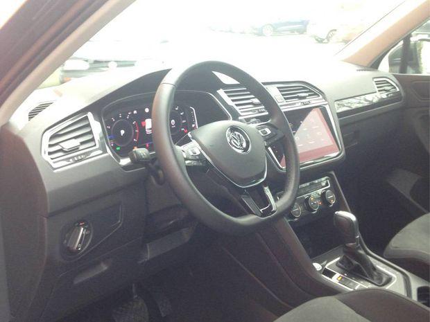 Photo miniature de la Volkswagen Tiguan 1.5 TSI EVO 150 DSG7 Carat 2019 d'occasion